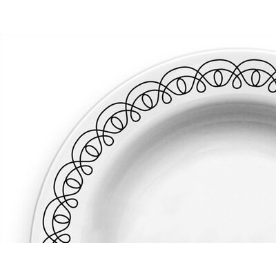 notNeutral Ribbon Rim Bowl (Set of 4)