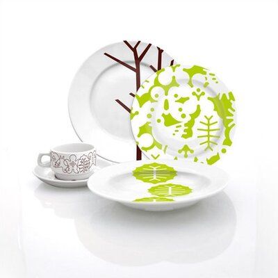 notNeutral Season 20 Piece Dinnerware Set