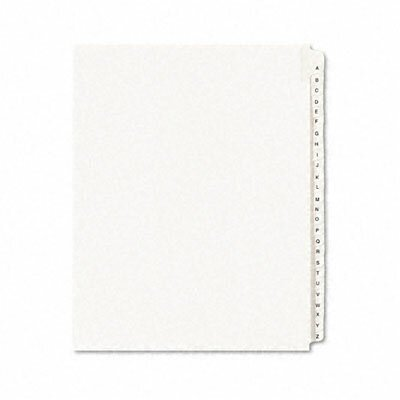 Avery Allstate-Style Side Tab Dividers (Set of 26)