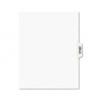 Avery Tab Dividers (Set of 25)