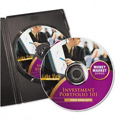 Avery Inkjet DVD Labels, 20/Pack