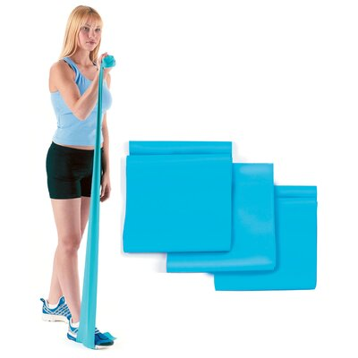 BallyTotalFitness Pilates Stretch Band (Set of 3)