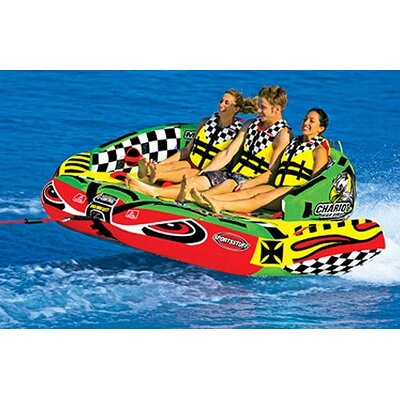Sportsstuff Chariot Warbird 3 Towable Tube