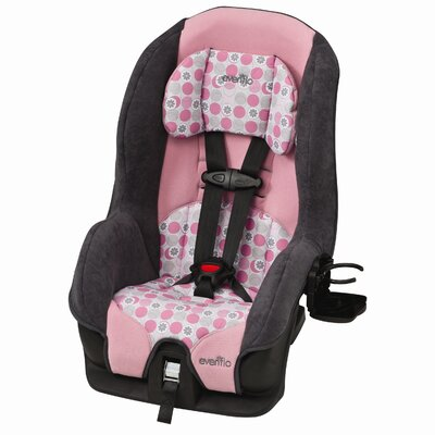 Evenflo Tribute Ella LX Convertible Car Seat