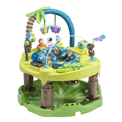 Evenflo ExerSaucer Triple Fun Amazon Bouncer