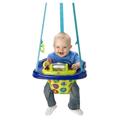 Jump & Go Baby Exerciser