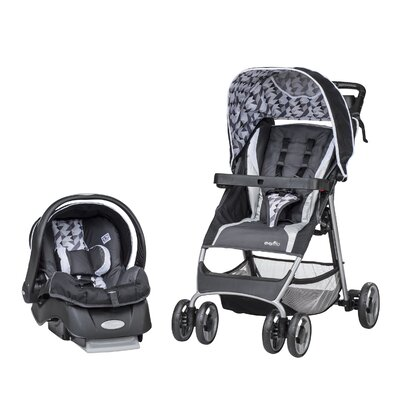 Evenflo FlexLite Raleigh Travel System