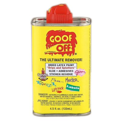 Boone 4.5 Oz VOC Goof Off® Cleaner