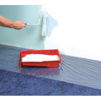 "Surface Shields 24"" X 50' Clear Carpet Shield CS2450W"