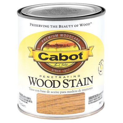 CabotStain 1 Quart Antique Walnut Interior Oil Stain Wood