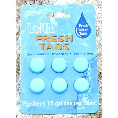Camco Fresh Tab (Set of 6)