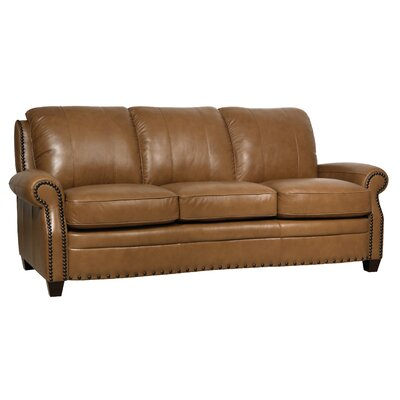 Luke Leather Bennett Leather Sofa