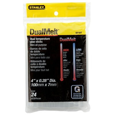 CenturySpring 24 Count Mini Dualmelt™ Glue Sticks GS10DT