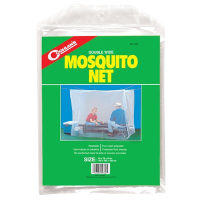 Coghlans Double Wide Mosquito Net