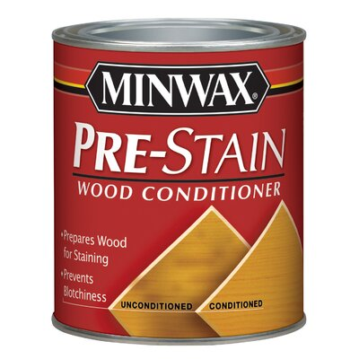 Minwax 1 Quart Pre Stain Wood Conditioner 61500