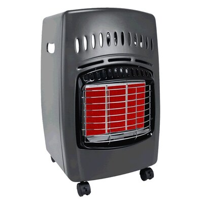 DuraHeat Infrared Radiator Liquid Propane Space Heater