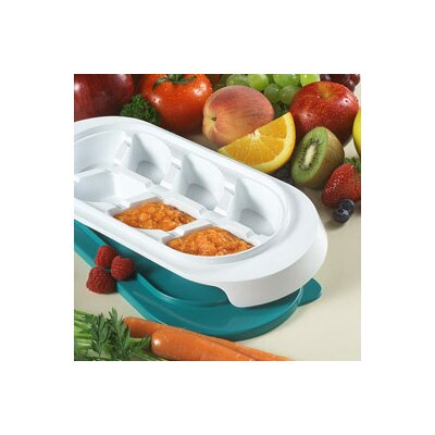 KidCo Baby Steps Freezer Trays with Lid
