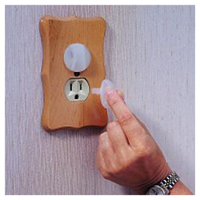 Home Safety Electrical Outlet Caps (Set of 36)