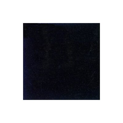 "Home Dynamix 12"" x 12"" Vinyl Tile in Black"