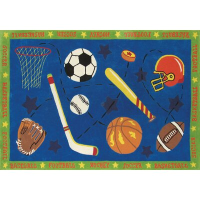 Home Dynamix Kidz Image Sports Kids Rug
