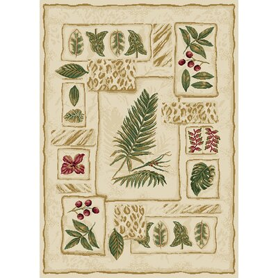 Home Dynamix Optimum Floral Novelty Rug