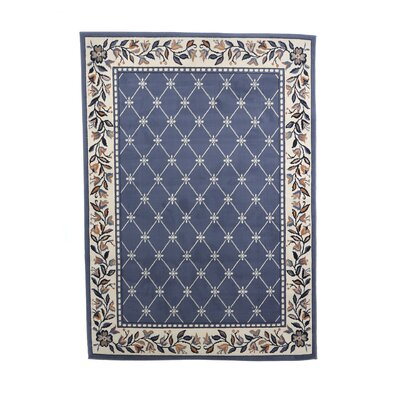 <strong>Home Dynamix</strong> Premium Country Blue Rug