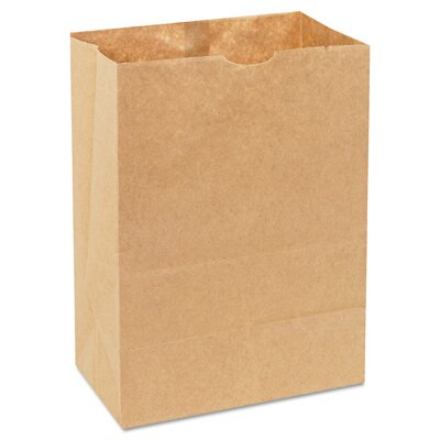 General Natural Grocery Sack Paper Bag