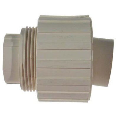 "GenovaProducts 3/4"" CPVC Transition Union Solvent"