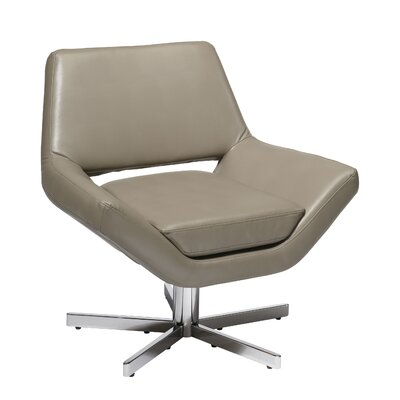 Ave Six Yield Faux Leather Chair