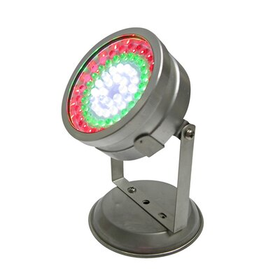 Alpine Super Bright 72 LED Changing Pond Light