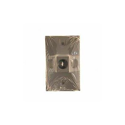 HubbellRaco Triple Outlet Weatherproof Rectangular Lampholder