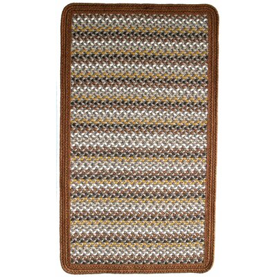 Thorndike Mills Green Mountain Maple Syrup Multi Rug