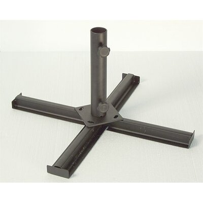 Green Corner Free Standing Cross Frame Base