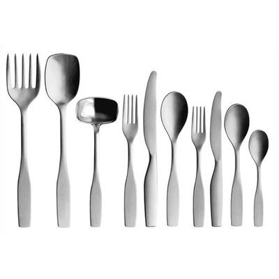 Tools Citterio 98 Cutlery Set-Citterio 98 Serving Set