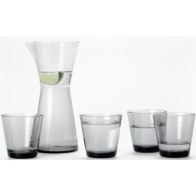 iittala Kartio Glassware Set Grey