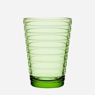 iittala-Aino Aalto 7.75 Oz. Tumblers Apple Green
