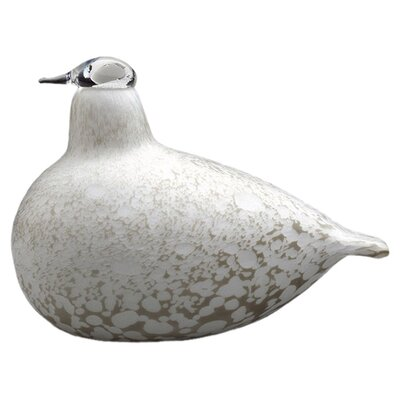 iittala Birds by Toikka Willow Grouse Figurine