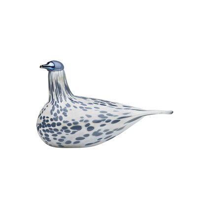 iittala 2013 Toikka Annual Bird Mistle Thrush