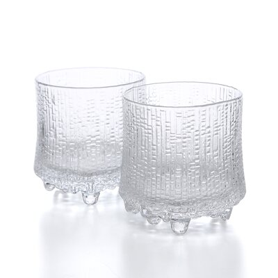 iittala Ultima Thule 9.5 Oz. Double Old Fashioned Glasses (Set of 2)