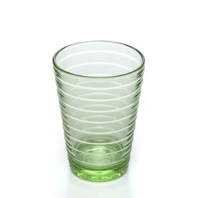 iittala Aino Aalto 11.75 Oz. Tumblers Apple Green (Set of 2)