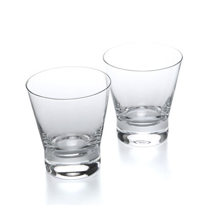 Aarne 8 Oz. Double Old Fashioned Glasses
