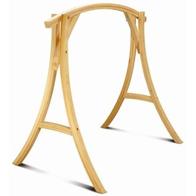 Hatteras Hammocks Roman Arc Cypress-Swing Stand