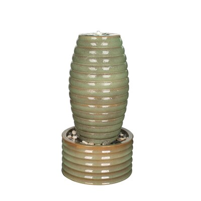 Etna Indoor / Outdoor Ceramic Urn Fountain