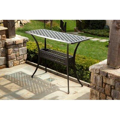 Outdoor Sideboard Console Table Wayfair