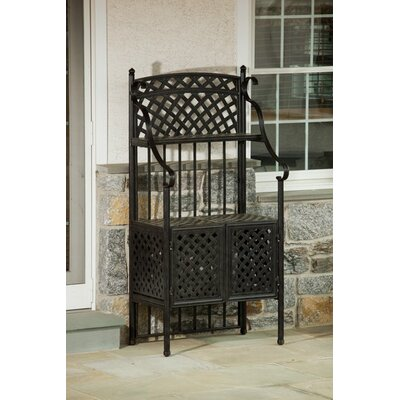 Weave Outdoor Bakers Rack Wayfair