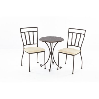Alfresco Home Ponza Granite Bistro Set