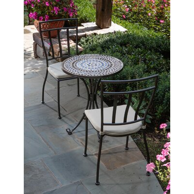 Patio dining sets wayfair for Outdoor furniture wayfair