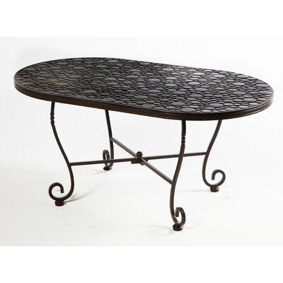 Wayfair Outdoor Coffee Table Alfresco Home Bolla Mosaic Outdoor Coffee Table Reviews