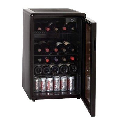 haier 25 bottle single zone wine refrigerator reviews. Black Bedroom Furniture Sets. Home Design Ideas
