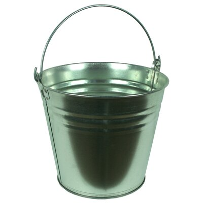 Norwesco Steel Water Pail